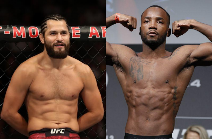 Jorge Masvidal vs Leon Edwards