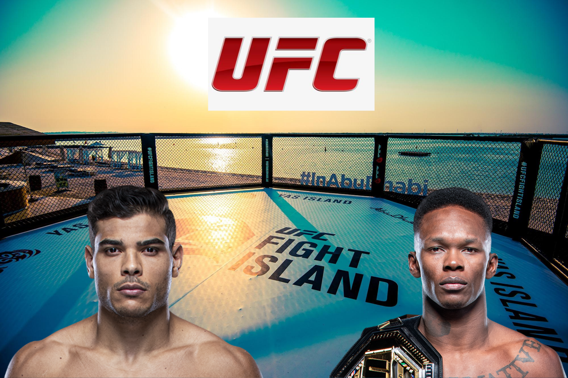 UFC 253 featuring Adesanya and Costa to take place at Fight Island - UFC 253
