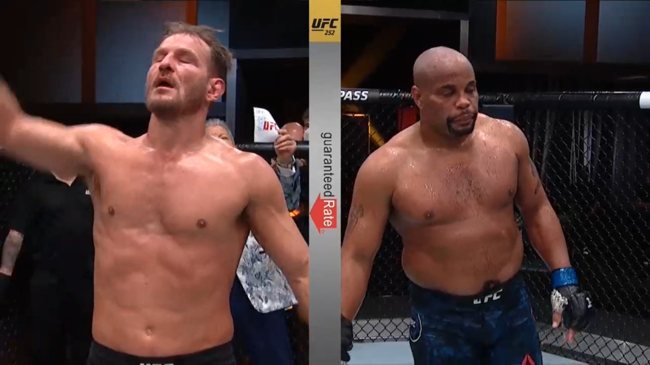 UFC 252 results: Stipe Miocic vs. Daniel Cormier: Results, play-by-play, highlights - Cormier