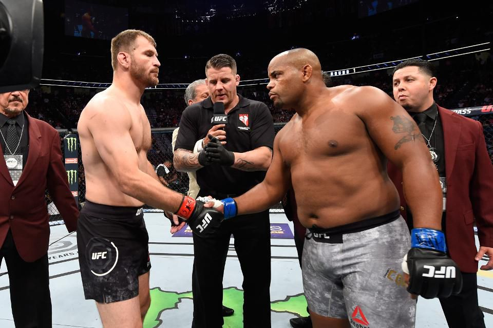 Daniel Cormier vows to 'smash' Stipe Miocic at UFC 252 - Daniel Cormier