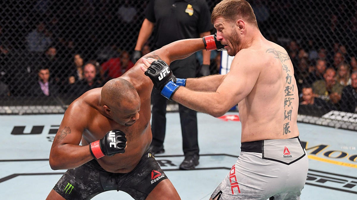Daniel Cormier reveals his game plan ahead of UFC 252 fight against Miocic - Daniel Cormier