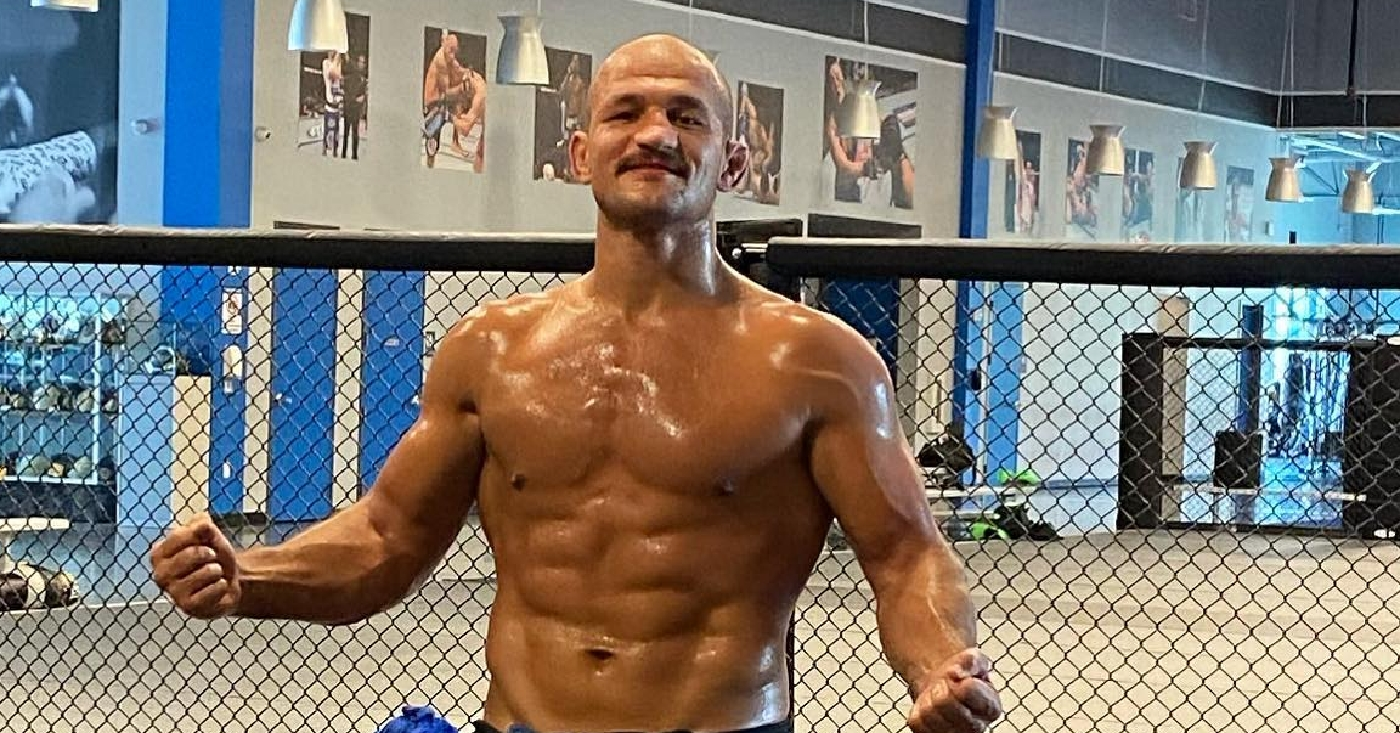 Junior dos Santos in phenomenal shape ahead of Rozenstruik fight at UFC 252 - Dos Santos