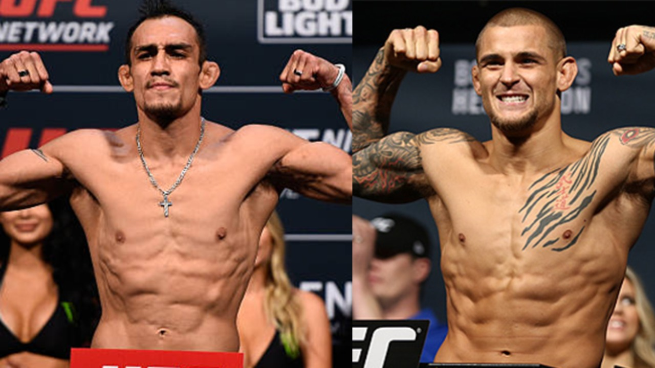 Dana White reveals Tony Ferguson vs Dustin Poirier is 'probably' in works - Tony Ferguson