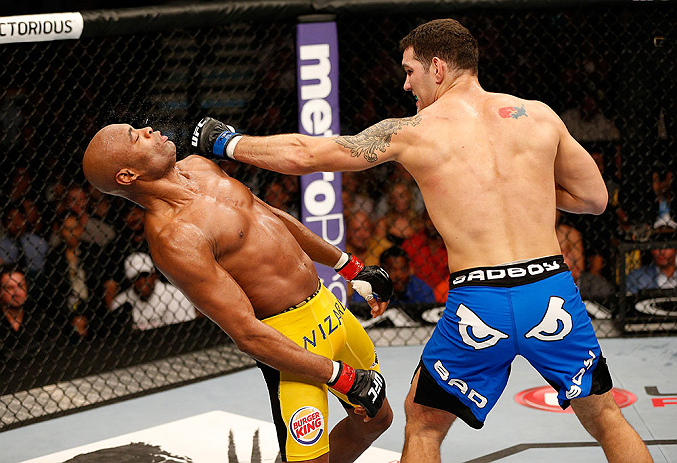 Chris Weidman is not interested in Anderson Silva trilogy - Silva