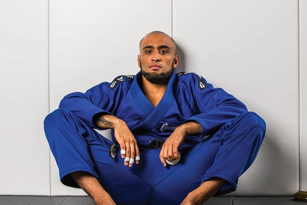 BJJ world champion Yuri Simoes has his eyes set on ONE middleweight title - Yuri Simoes