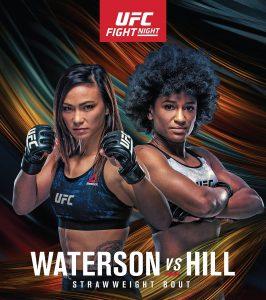 UFC Waterson Hill