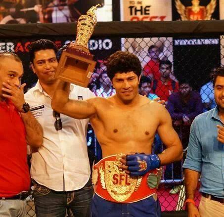 Rajinder Singh Meena: A learned man of multiple Martial Arts - Rajinder