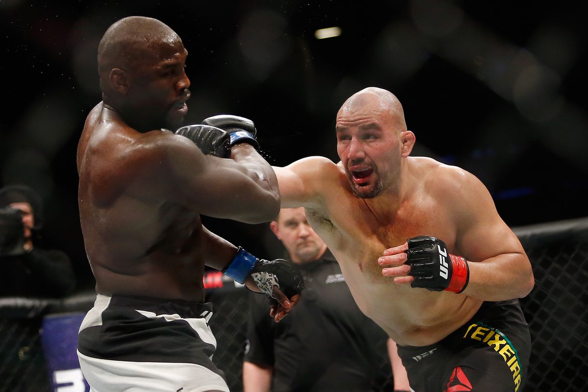 Glover Teixeira tests positive for COVID-19, fight with Thiago Santos to be moved to Abu Dhabi - Thiago Santos