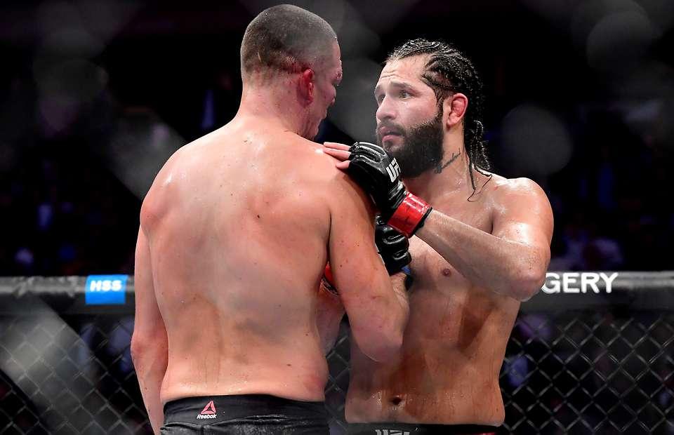 UFC targeting Nate Diaz vs Jorge Masvidal rematch - Jorge Masvidal