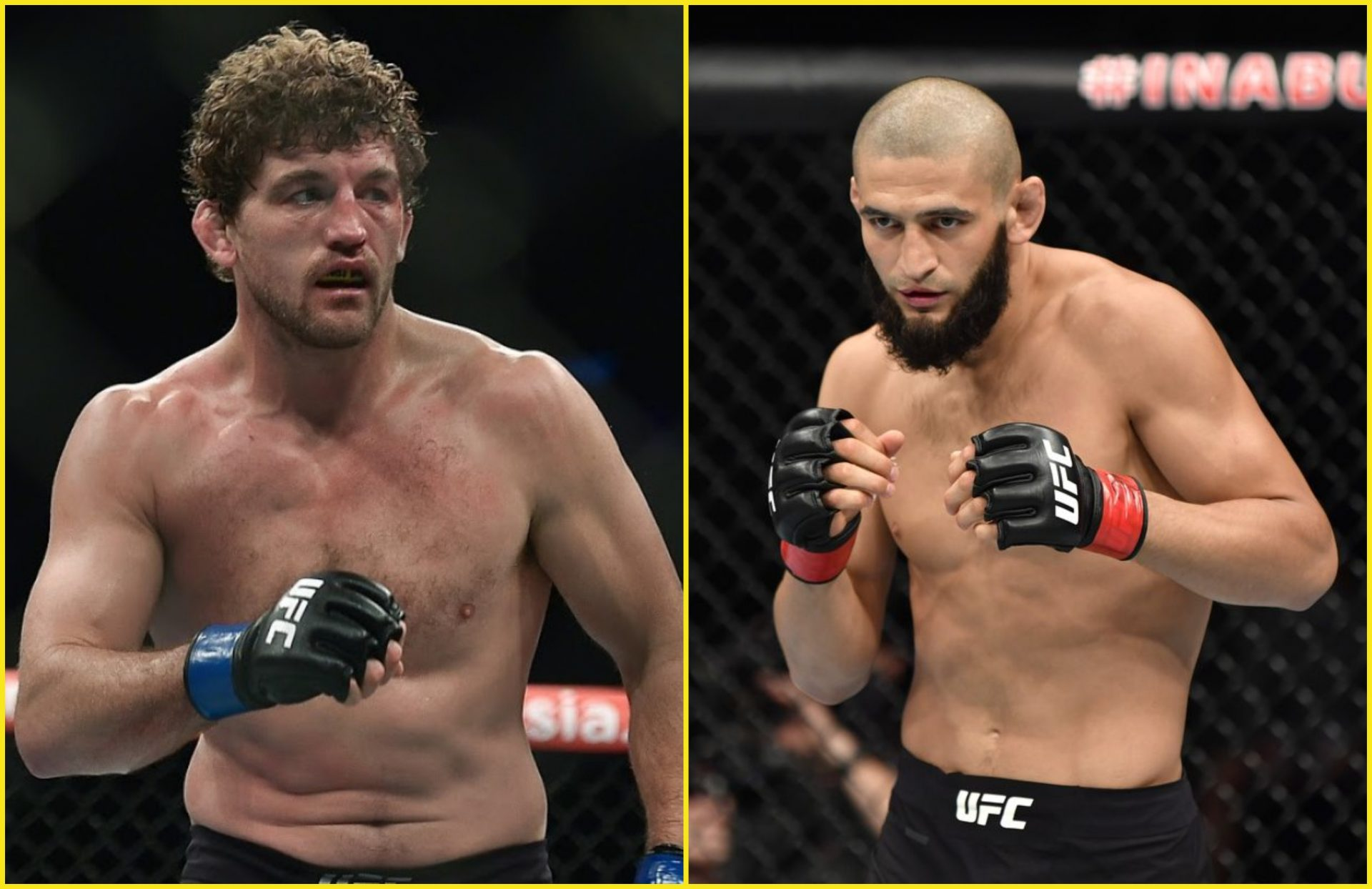 Ben Askren doesn't think Khamzat Chimaev will beat Gerald Meerschaert - Askren