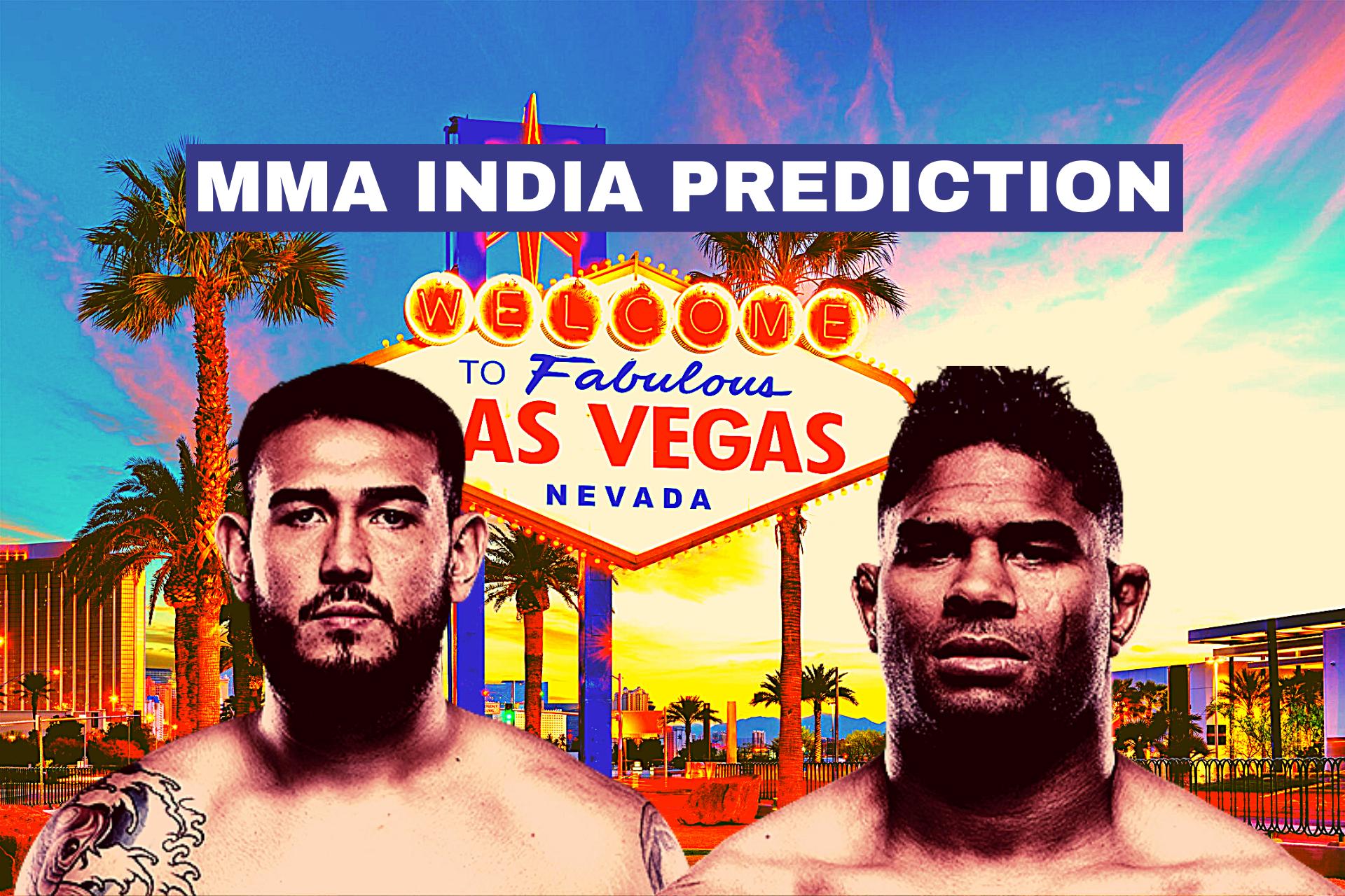 UFC Vegas 9: Overeem vs. Sakai Odds, Prediction, Verdict - Overeem