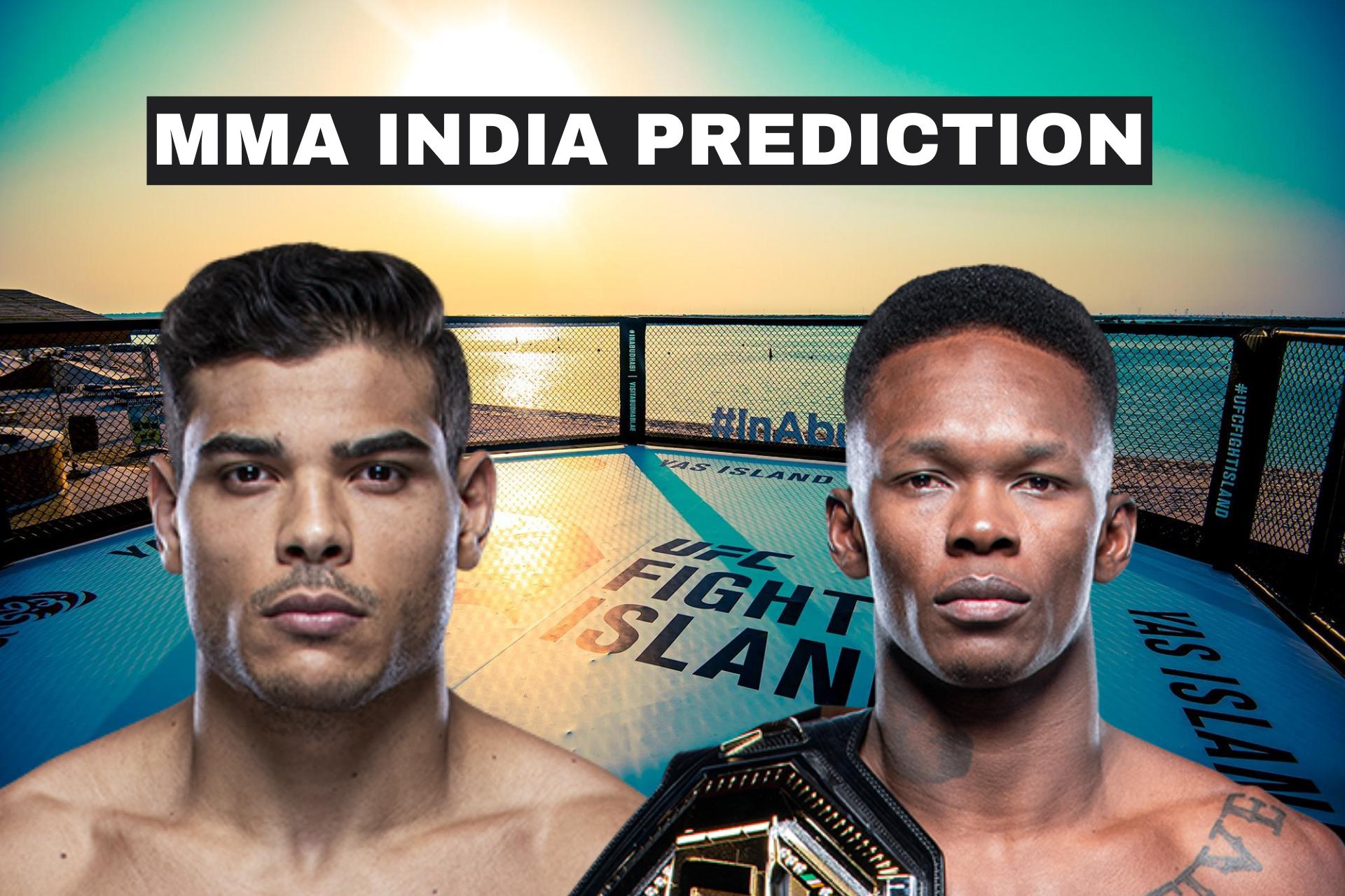 UFC 253: Adesanya vs. Costa Odds, Predictions and Verdict - Adesanya