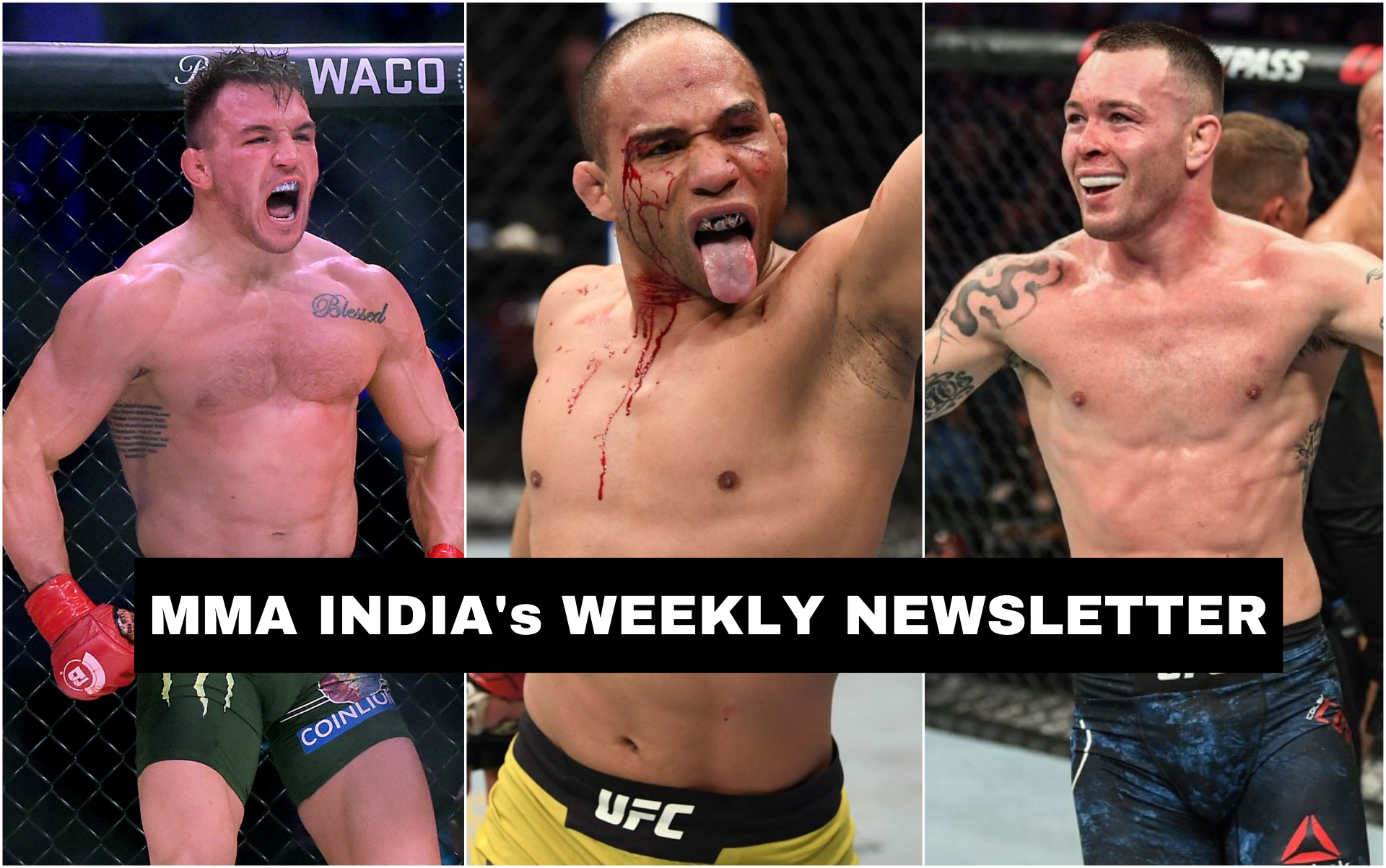 MMA India's Weekly Roundup (15-21 September): Michael Chandler signs with UFC, John Dodson released from UFC - Chandler