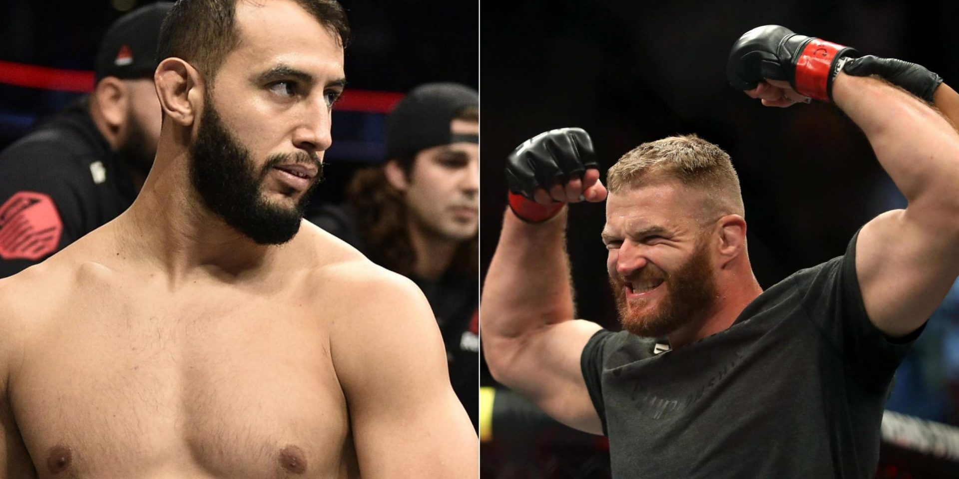 Jan Blachowicz plans on finishing Reyes, to prove he is better than Jon Jones - Jan Blachowicz