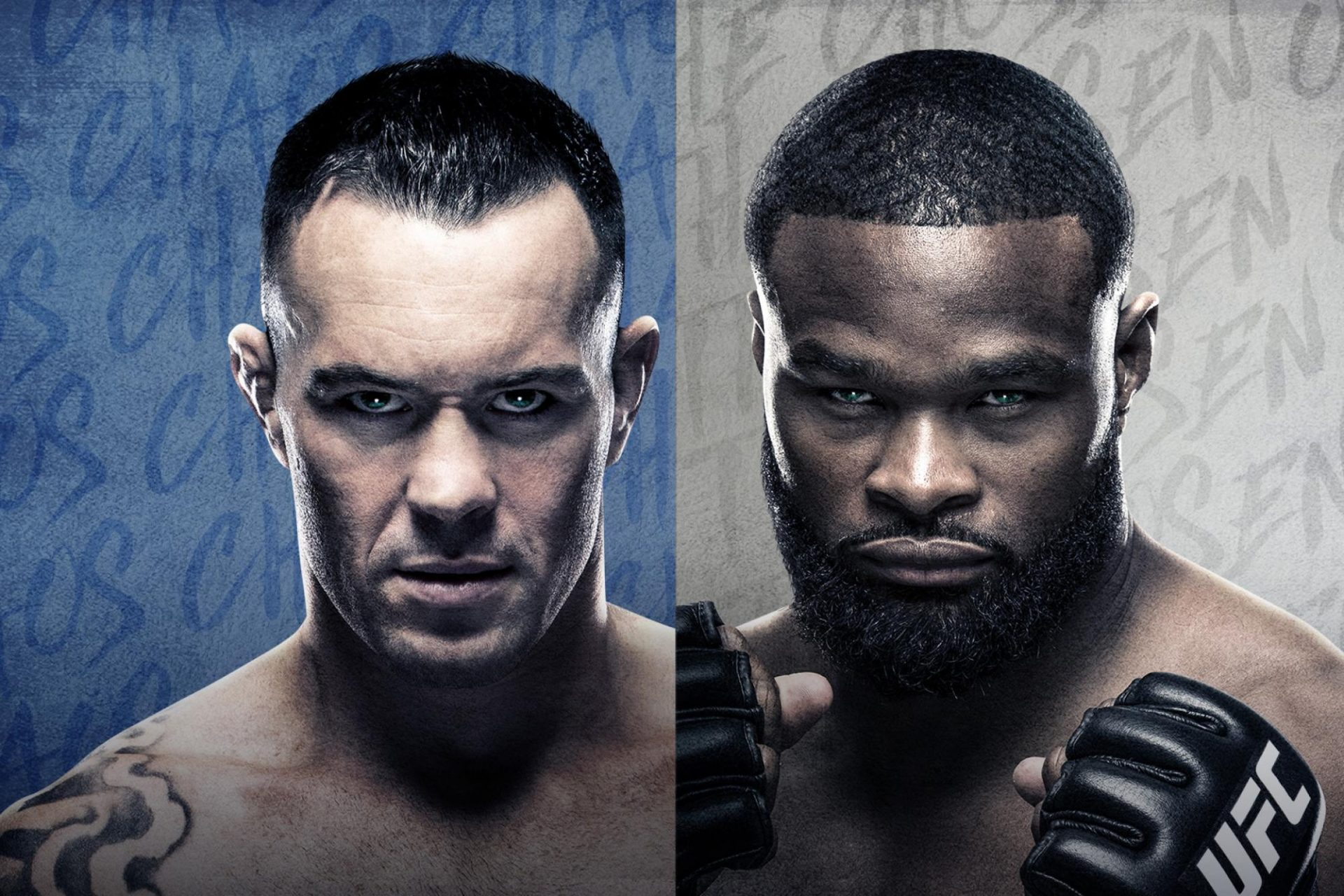 UFC Fight Night: Covington vs. Woodley - Covington