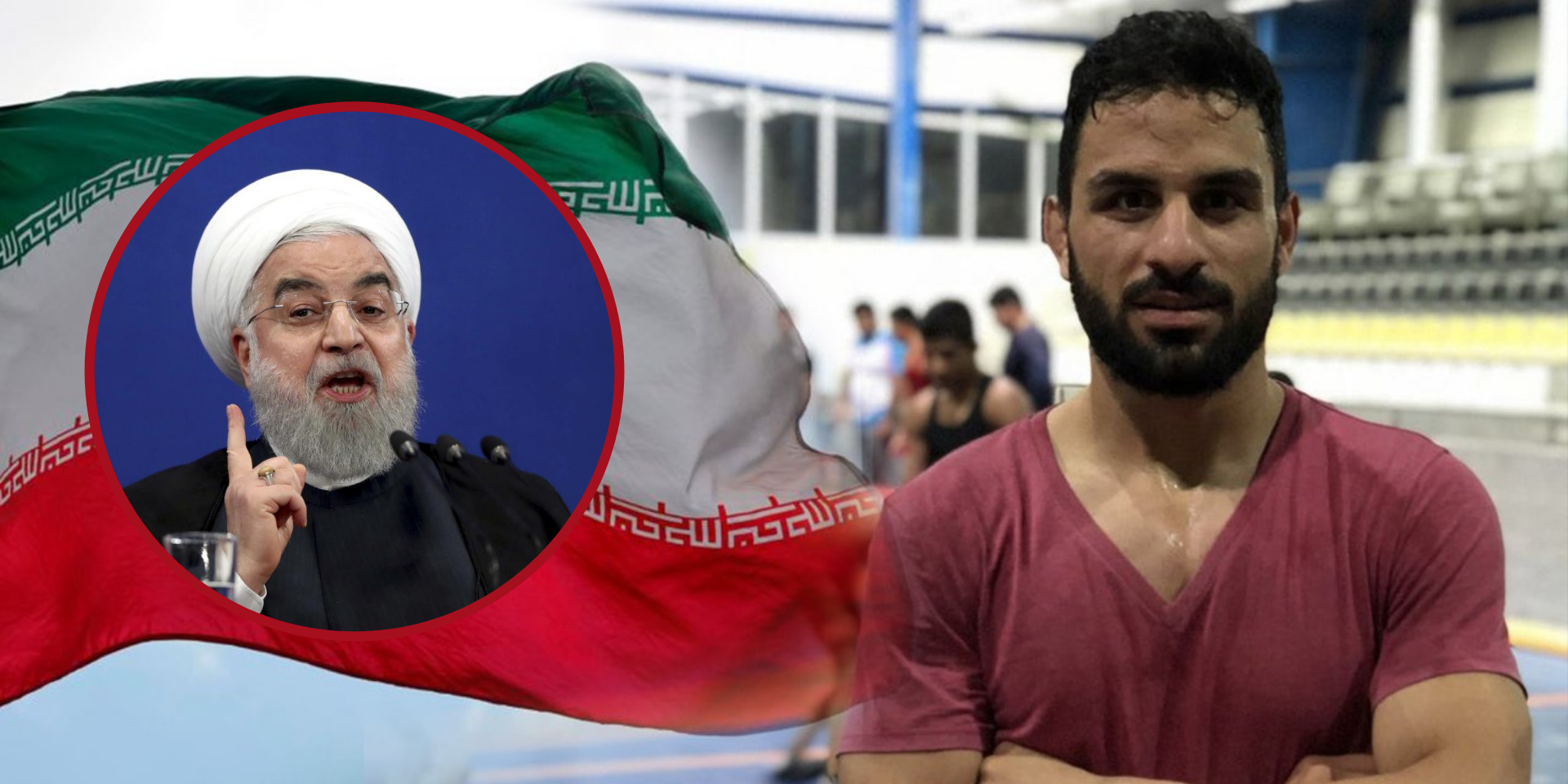 Wrestler Navid Afkari executed by the Iranian government - Navid Afkari