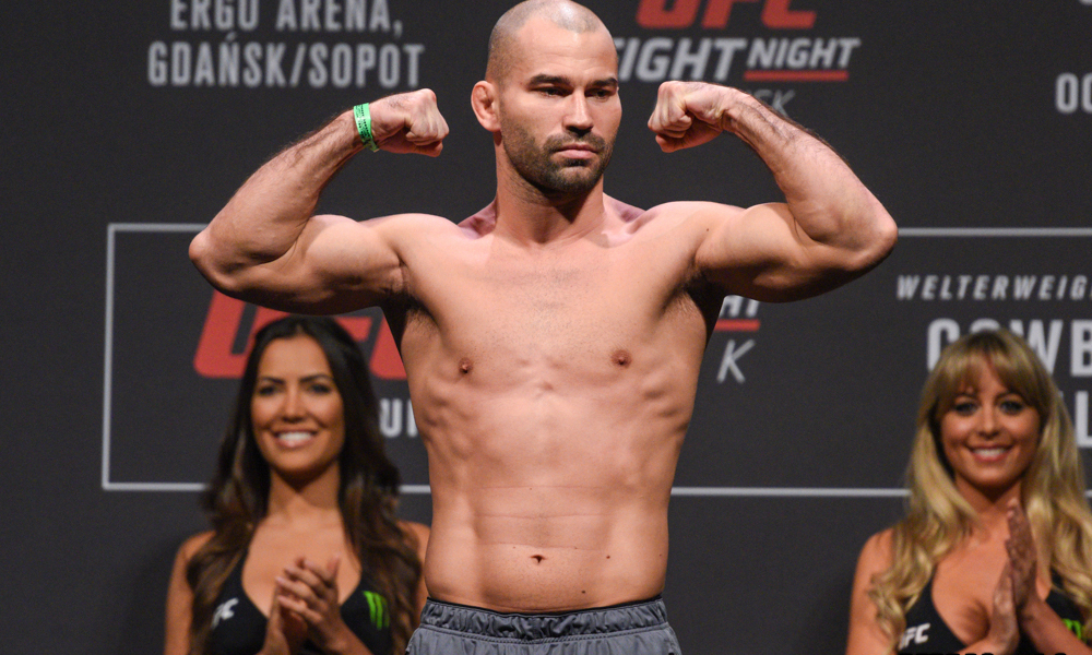 Artem Lobov is ready to make a comeback in MMA after two-years - Artem Lobov