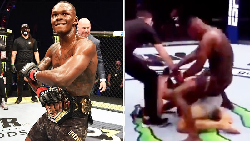 "Paulo Costa is ""very upset"" at Israel Adesanya's post-fight antics - Paulo"