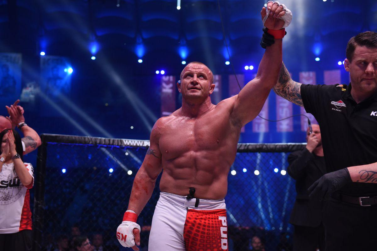 Mariusz Pudzianowski: An Underrated MMA Talent - Mariusz Pudzianowski