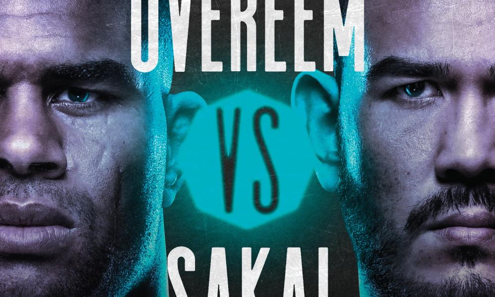 UFC Fight Night: Overeem vs. Sakai - Overeem