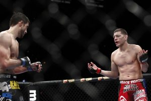 Carlos Condit and Nick Diaz rematch