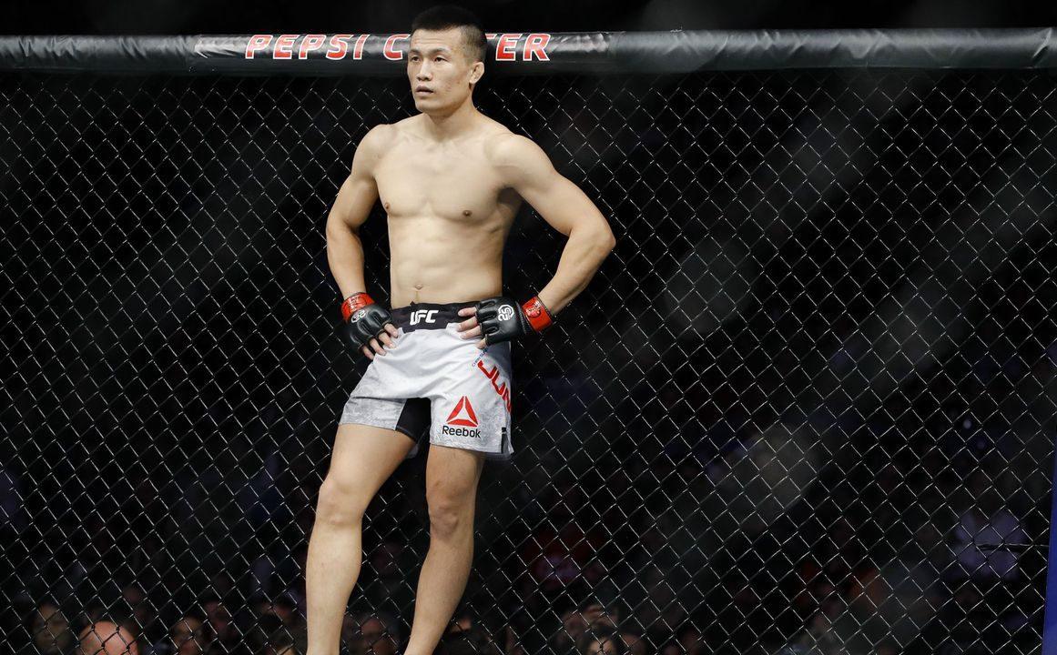 UFC Korean Zombie