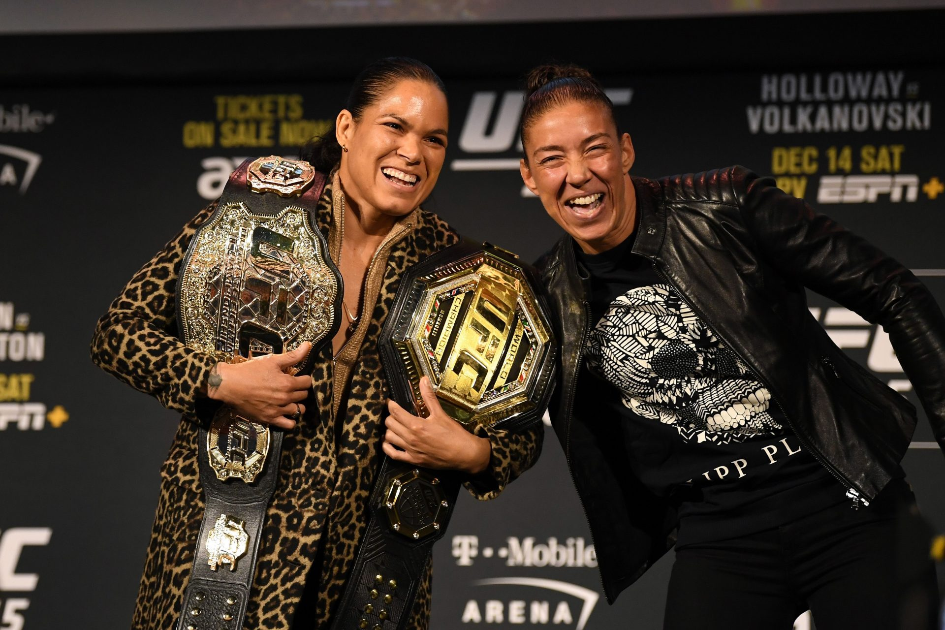 Germaine de Randamie vs Amanda Nunes