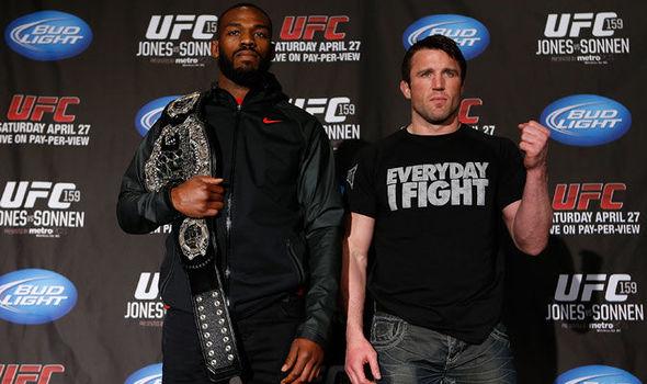 Chael Sonnen trashes Jon Jones for twitter rant after UFC 254 - Sonnen