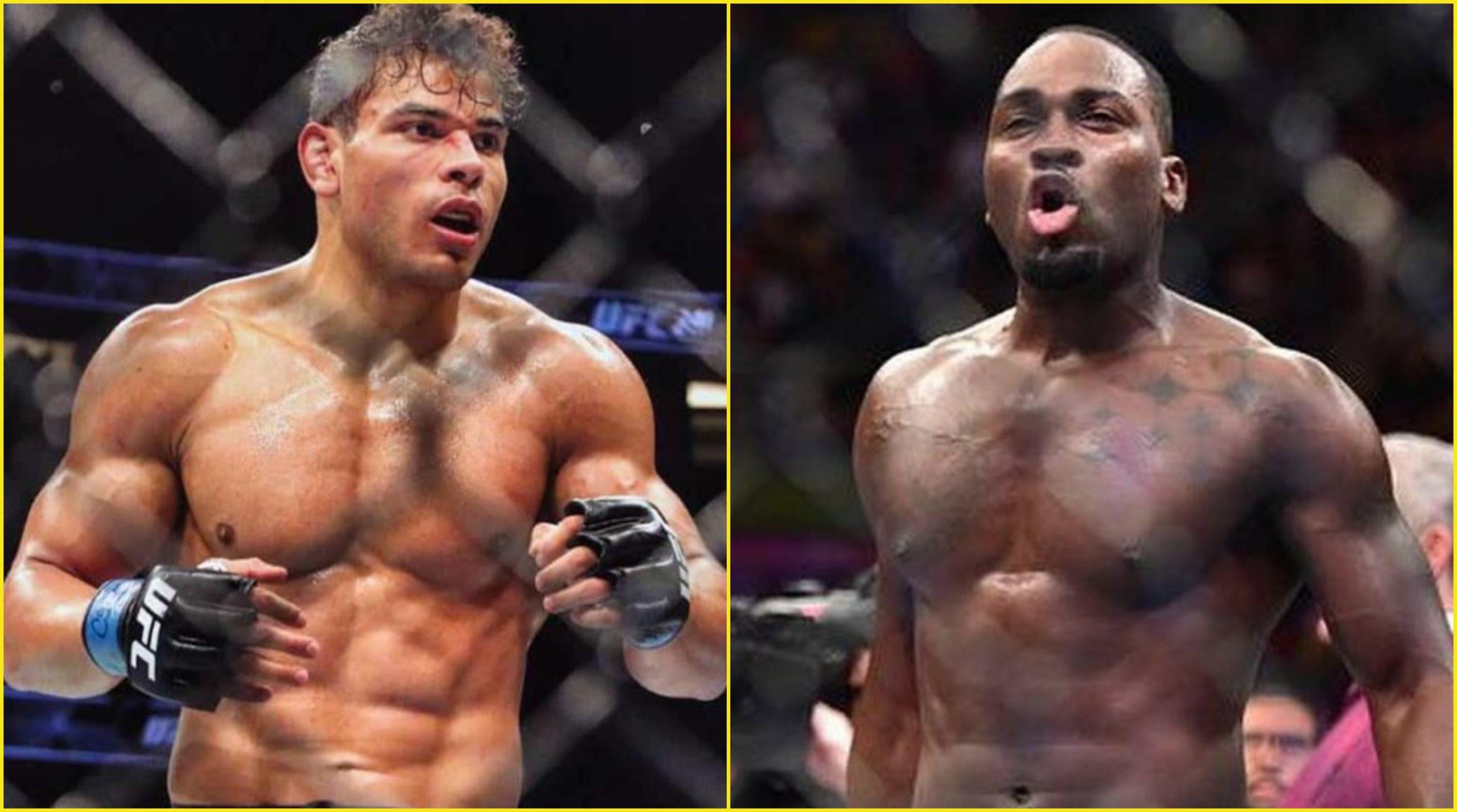Derek Brunson calls out Paulo Costa for UFC 256 - MMA INDIA