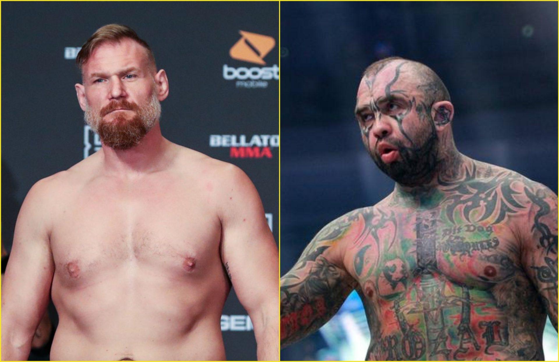 UFC veteran Josh Barnett to fight former KSW champion Marcin Rozalski in Bare Knuckle Boxing bout - Josh Barnett