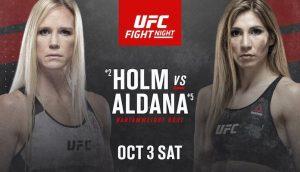 UFC Holm