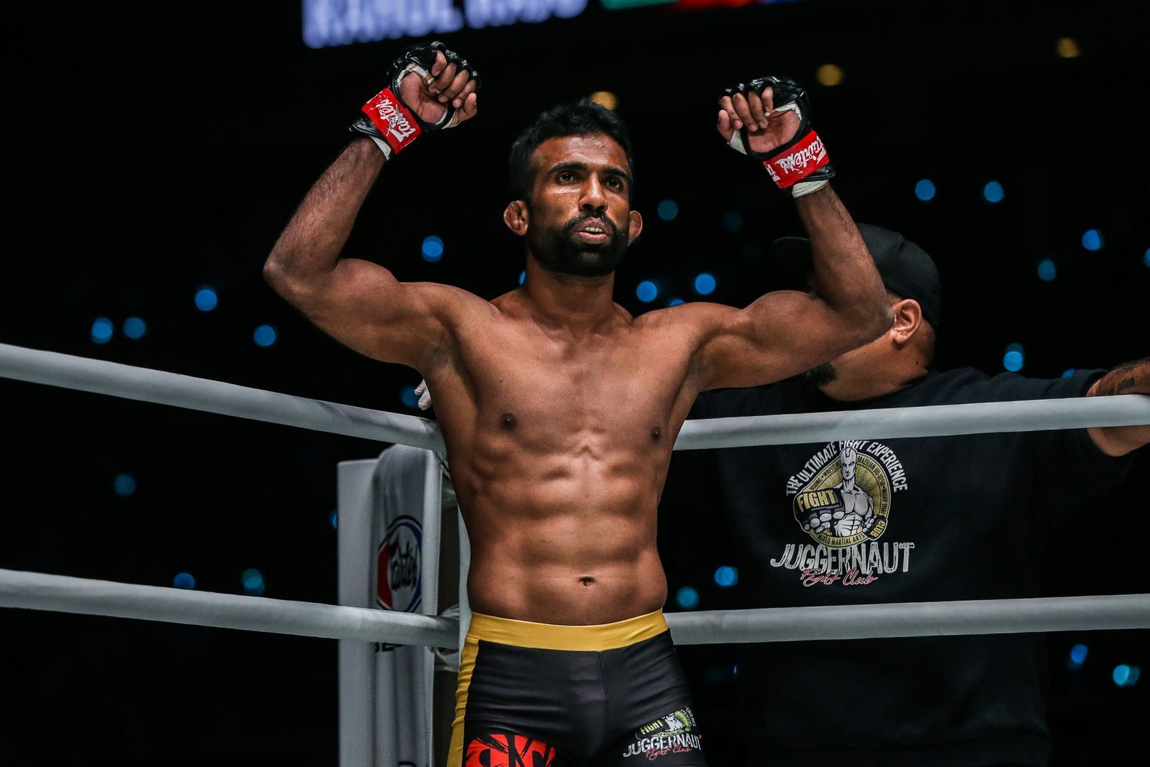 Indian MMA Star Rahul Raju On Fighting Amir Khan: 'I Think I'll Break Him' - Rahul Raju