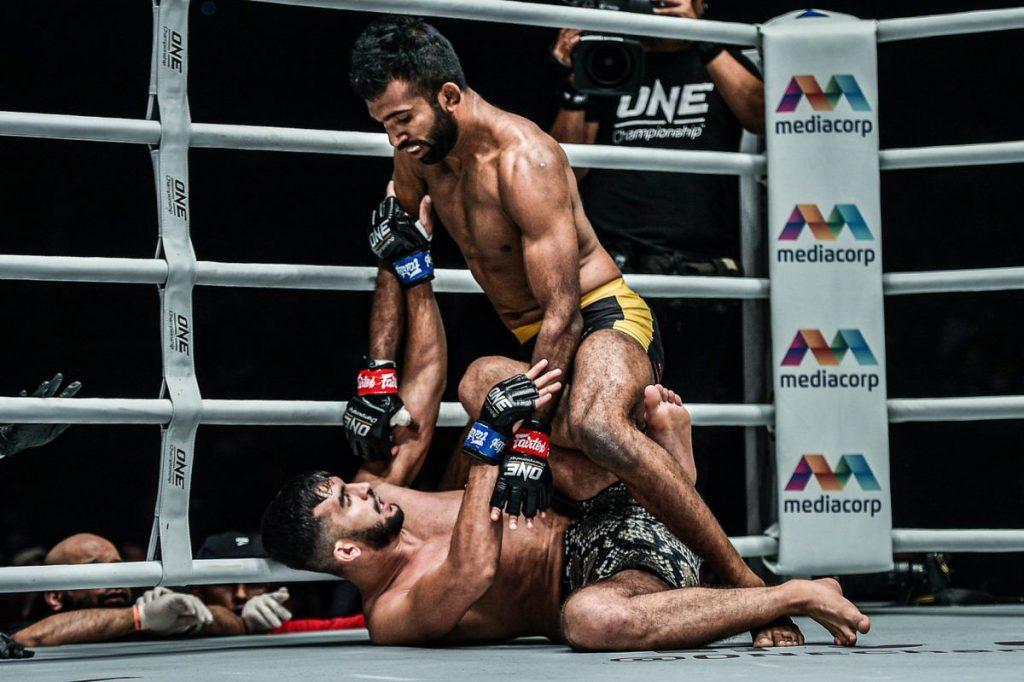 Fighter of the Week: Rahul K Raju - Raju