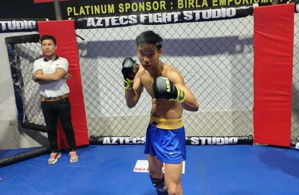 Friday Fighter of the Week: Thoisana Singh - Thoisana