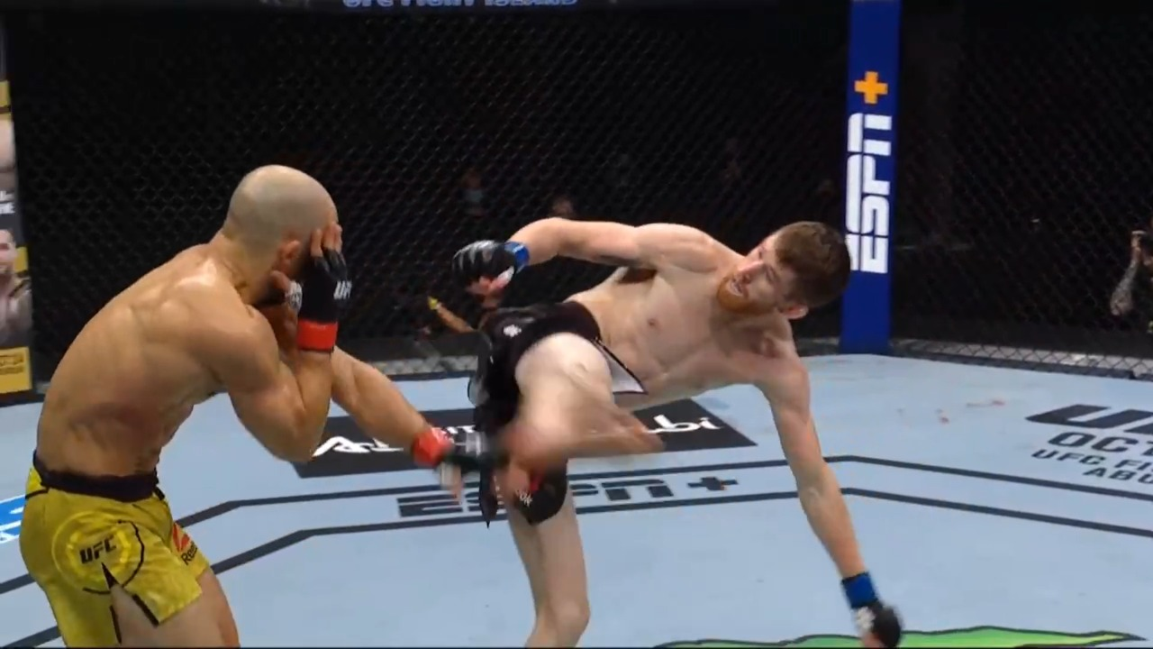 UFC Fight Island 5: Moraes vs Sandhagen results, play-by-play, highlights - moraes