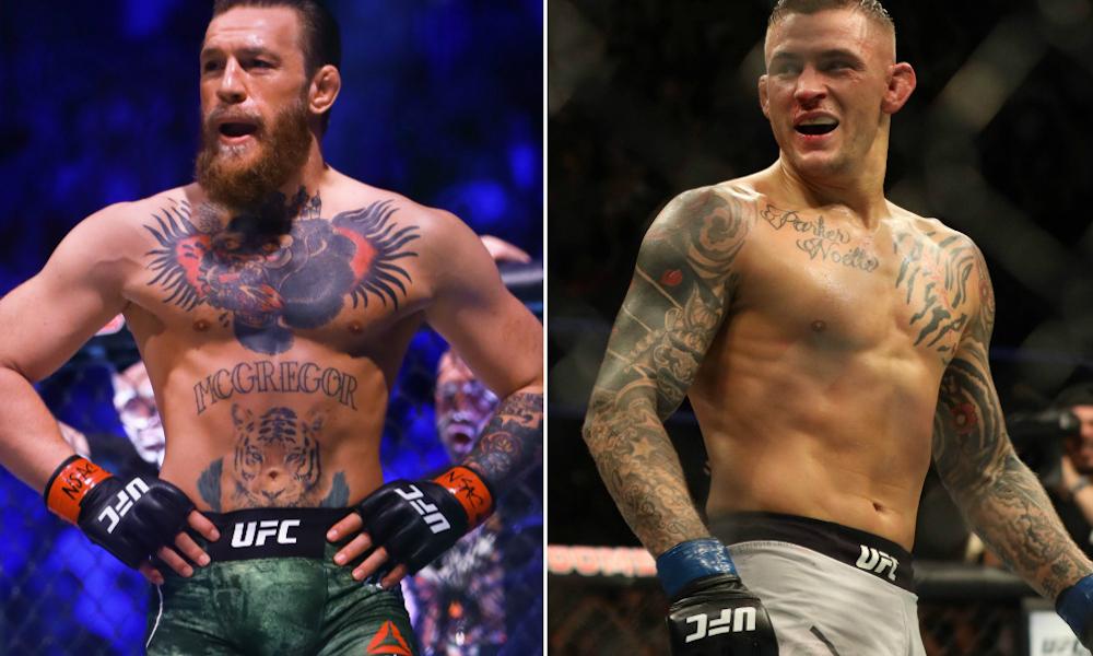 McGregor and Poirier