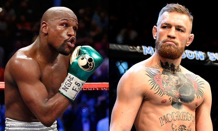 Mayweather and McGregor