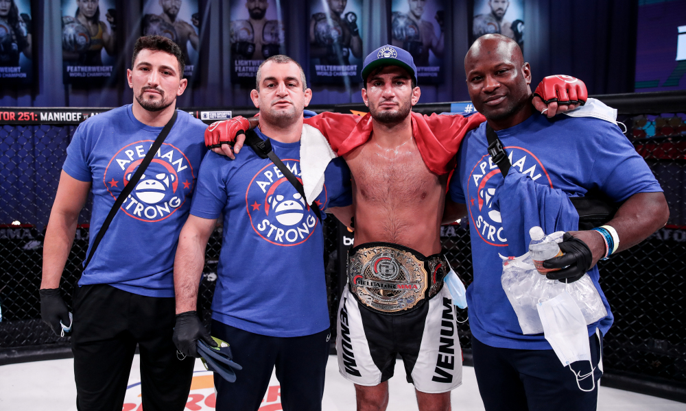 Gegard Mousasi can move up to light-heavyweight division to become 'Double Champ' - Mousasi