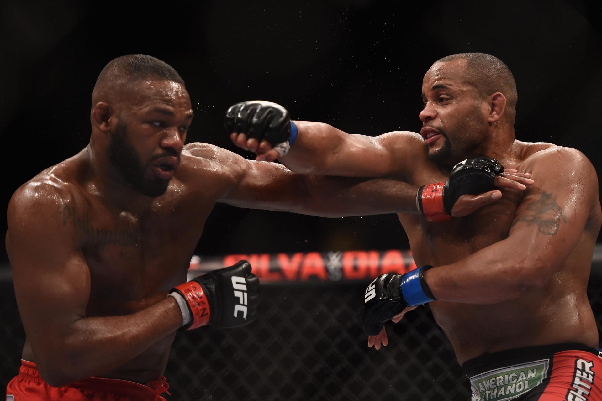 Jon Jones fires back at Daniel Cormier for saying he gave up the belt to avoid Reyes rematch - Jones