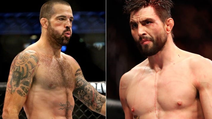 Matt Brown wants to fight Carlos Condit, The Natural Born Killer accepts the fight - Carlos Condit