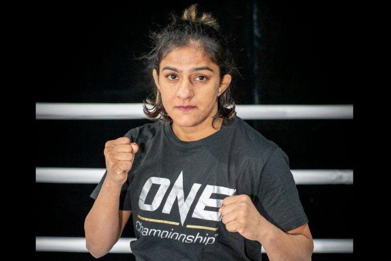 Fighter of the Week: Ritu Phogat - Ritu