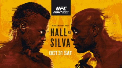 UFC Fight Night: Hall vs. Silva - Silva