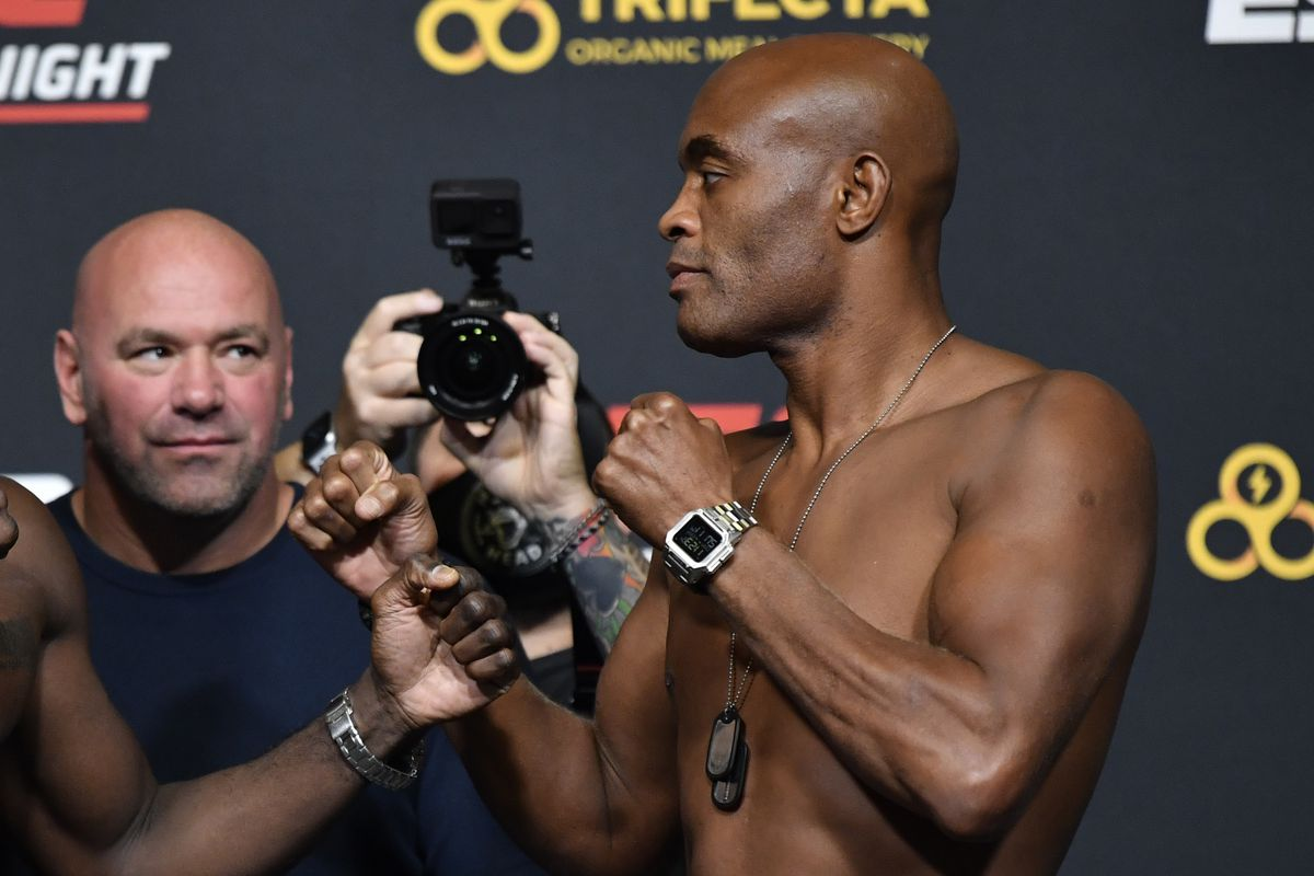 Dana White says it would be 'Disgusting' if any commission lets Anderson Silva fight again - Anderson Silva