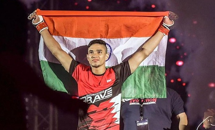 BRAVE CF is the only global MMA promotion to host events in India - BRAVE CF