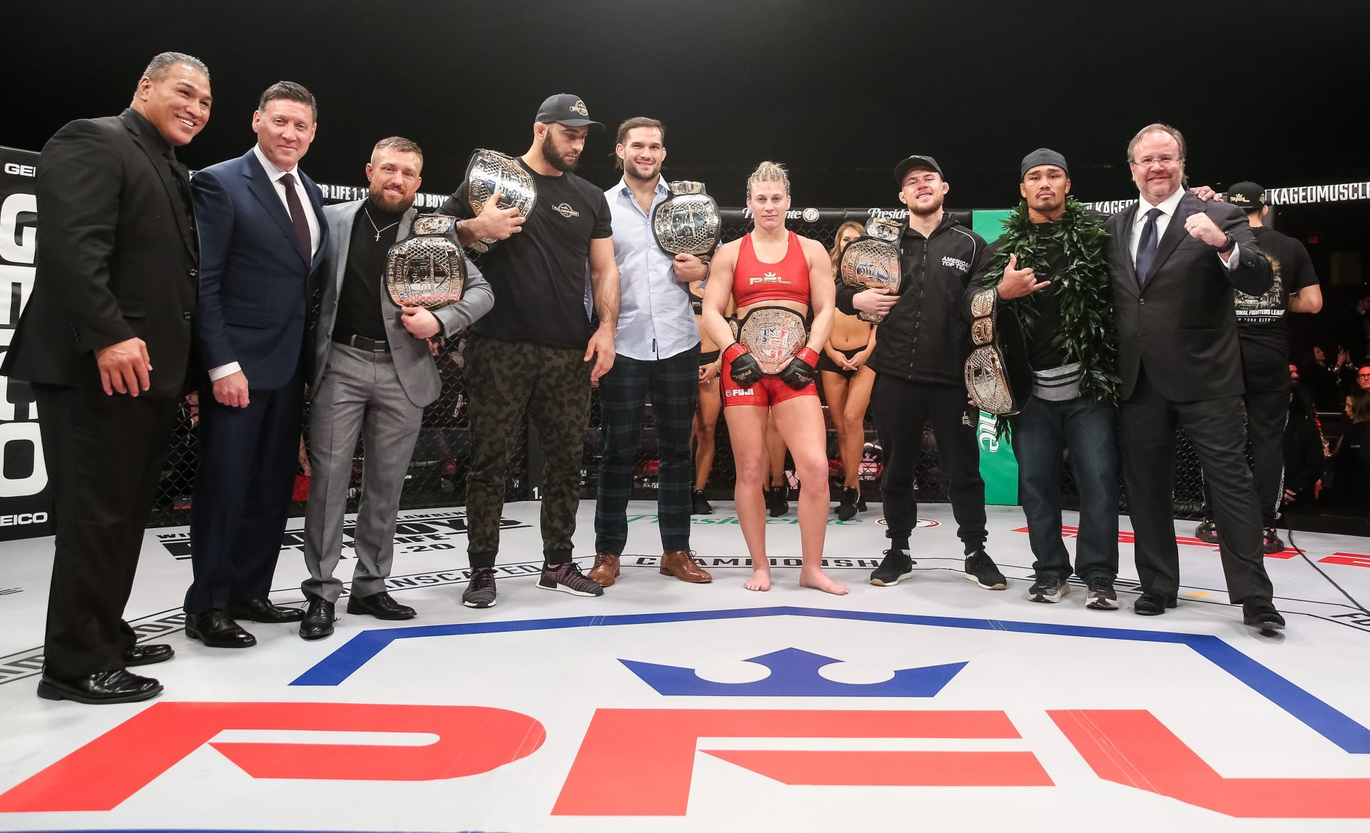 Professional Fighters League to leverage IBM technologies to innovate next-gen proprietary smartcage - Professional Fighters League