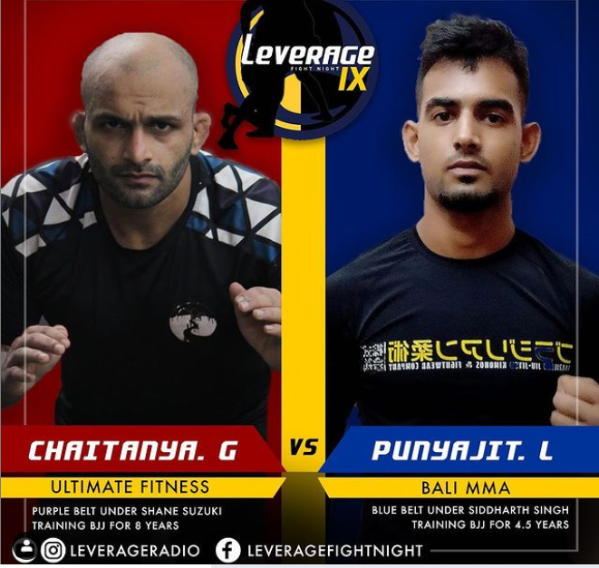 Friday Fighter of the Week : Chaitanya Gavali - Chaitanya