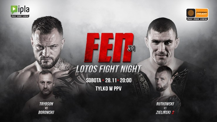 FEN puts together the most stacked card in promotion's history - FEN