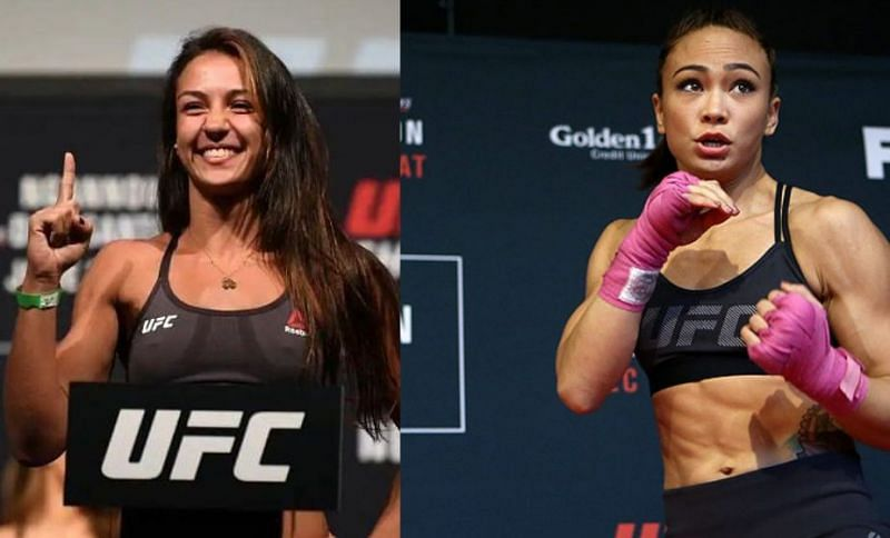 Amanda Ribas vs Michelle Waterson in the works for UFC 257 - Amanda