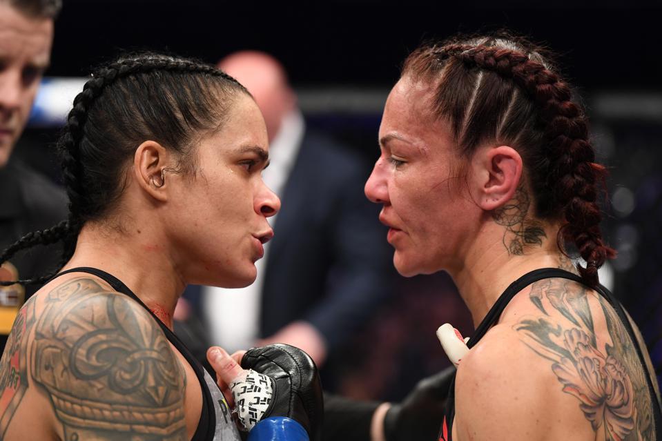 Bellator CEO wants to make a fight between Cris Cyborg and Amanda Nunes - Cris Cyborg