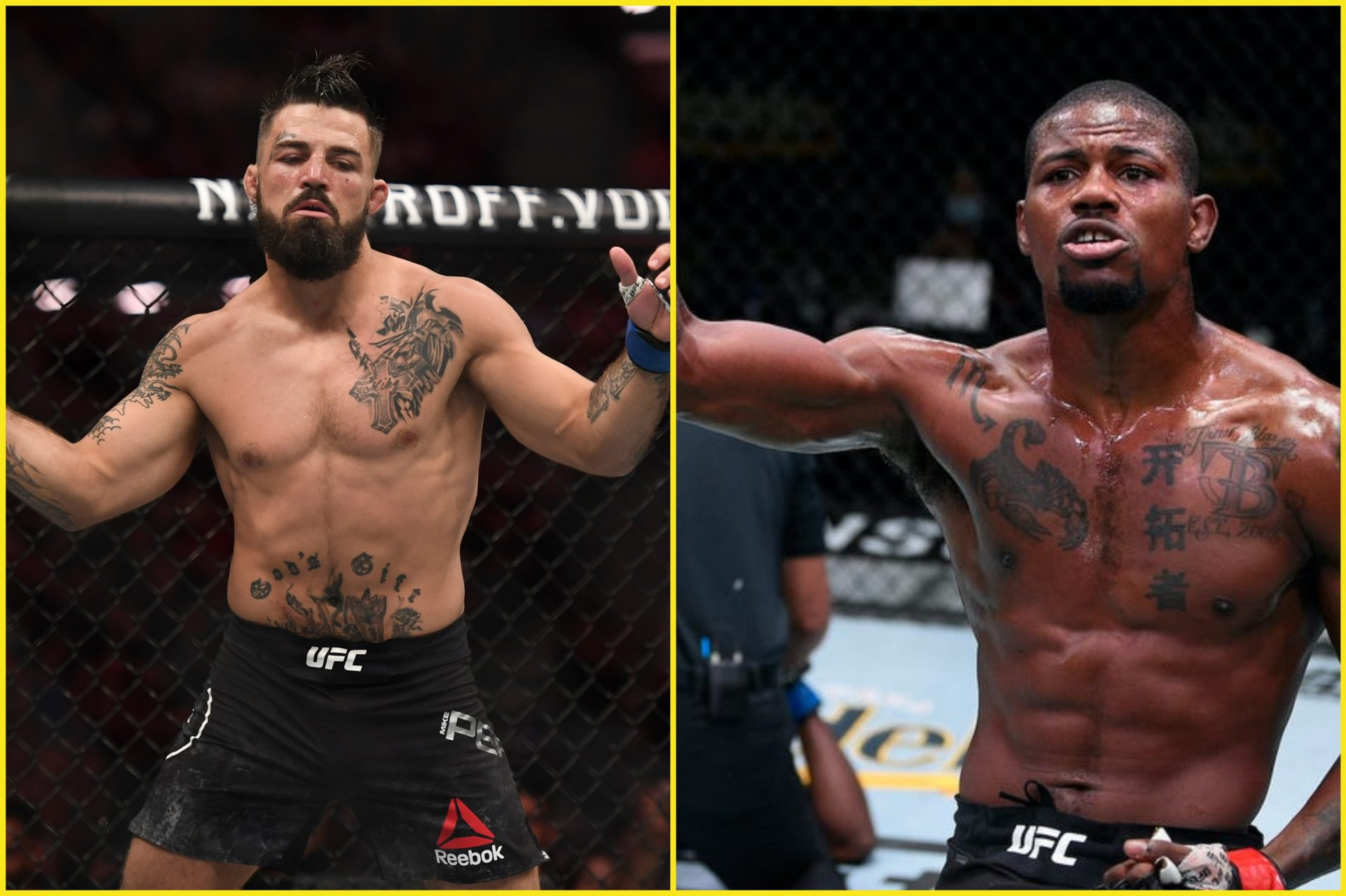 Kevin Holland wants to fight Mike Perry next - Holland